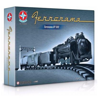 Pista Ferrorama XP 300 Trem Locomotiva - Estrela