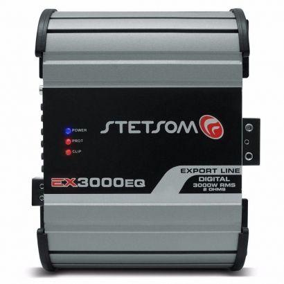 Potência Stetsom EX 3000 EQ 2 Ohms 1 Canal