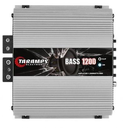 Potência Taramps Bass 1200 2 Ohms 1 Canal