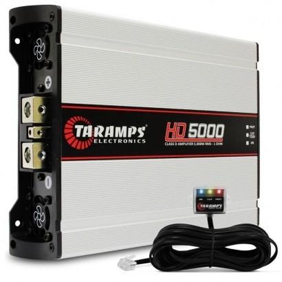 Potência Taramps HD 5000 1 Ohms 1 Canal