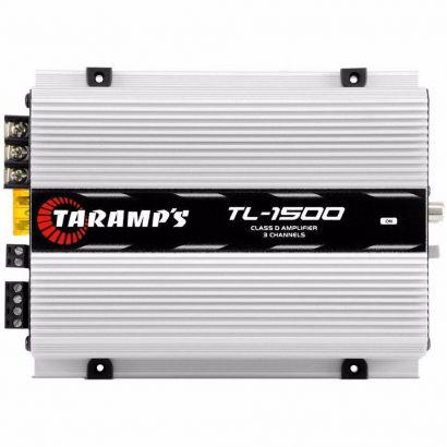 Potência Taramps TL1500 3 Canais