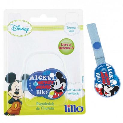 Prendedor de Chupeta do Bebê Disney - Lillo