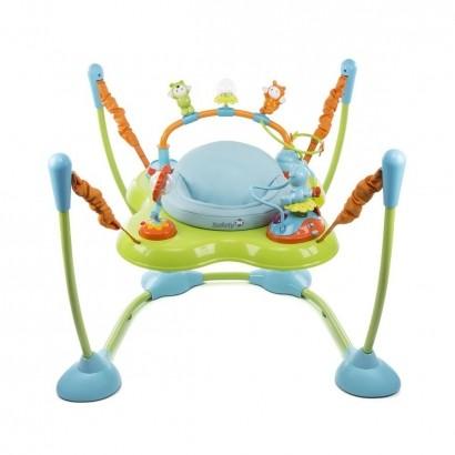 Pula Pula de Bebê Play Time Assento Giratório Safety 1st
