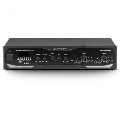 Receiver Amplificador Frahm GR 5000 APP