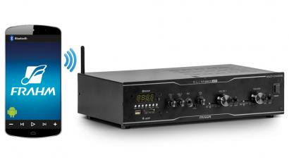 Receiver Amplificador Frahm Slim 3800 App Multi-channel