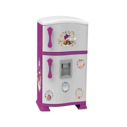 Refrigerador Pop Princesas Com Prateleiras e Gaveta 19710