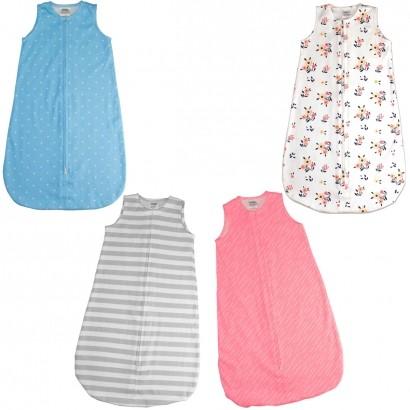 Saco para Bebê Dormir De 0 até 6 Meses 100% Algodão Sleeping Bag - Comtac Kids