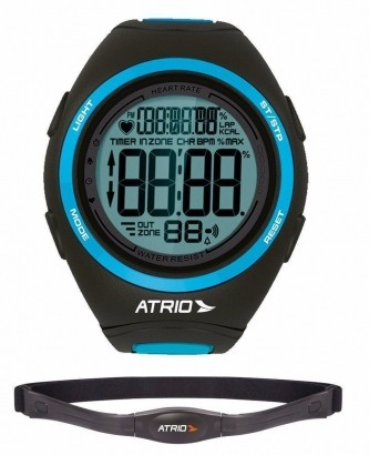 Sensor De Cadencia E Velocidade Es056 + Relógio Es050