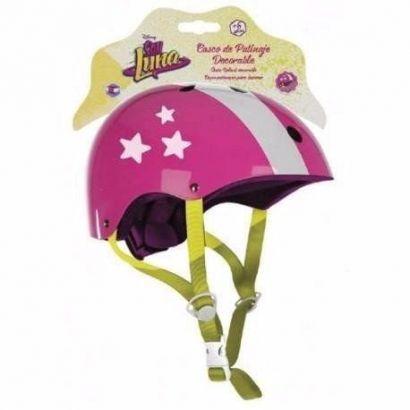 Capacete Decorativo para Criança Sou Luna Multikids BR716
