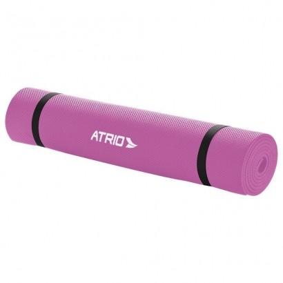 Tapete Para Yoga Alongamentos Pilates Atrio Rosa Es129