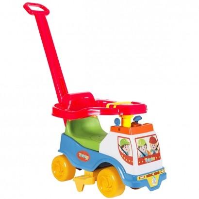 Totoka Plus Menino Carrinho De Passeio Quadriciclo Infantil A Partir de +12 Meses