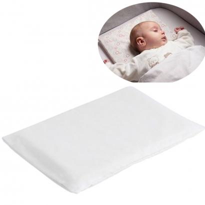 Travesseiro Bebê Infantil Reduz Pressão Altura Recomendada Circulação de Ar +0 meses AirFeeling Chicco