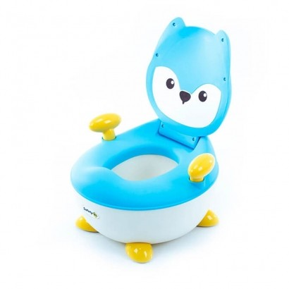 Troninho Fox Potty Raposa Azul - Safety 1st