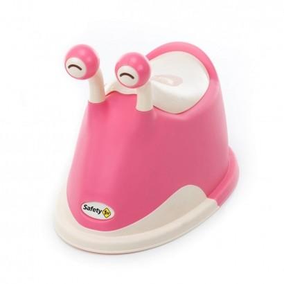 Troninho Infantil Slug Potty Safety 1st Rosa