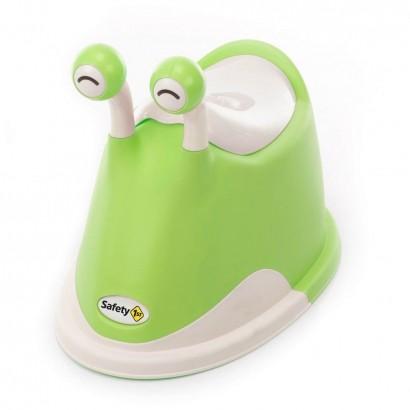 Troninho Ludico Safety 1ST Slug Potty Verde