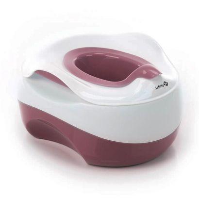 Troninho Rosa 3 em 1 Flex Potty Safety 1st