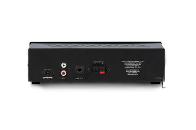 Amplificador Receiver Som Ambiente Frahm Slim 1000 App Bluetooth SD