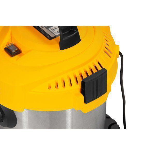 Aspirador De Pó Aspira Sólidos E Líquidos 1000w 127V Vonder