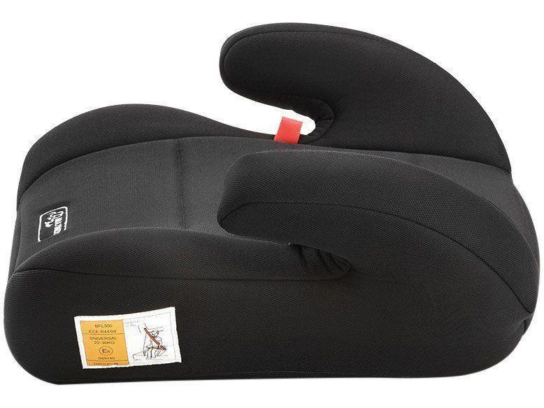 Assento Elevação Infantil Carro Multikids Baby 22-36kg Preto