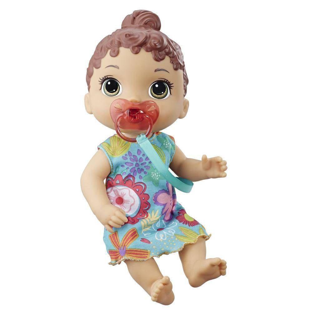 Baby Alive Primeiros Sons Morena E3688