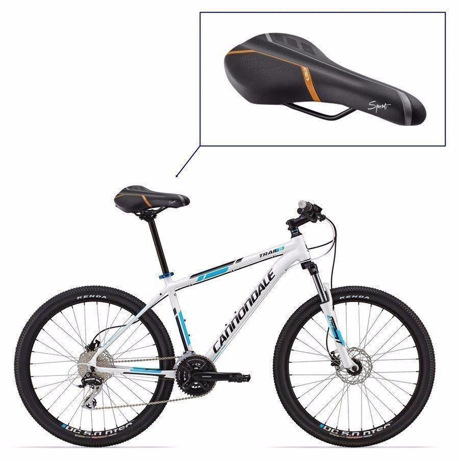 Banco Selim Esportivo Montain Bike Bicicleta Atrio Bi069
