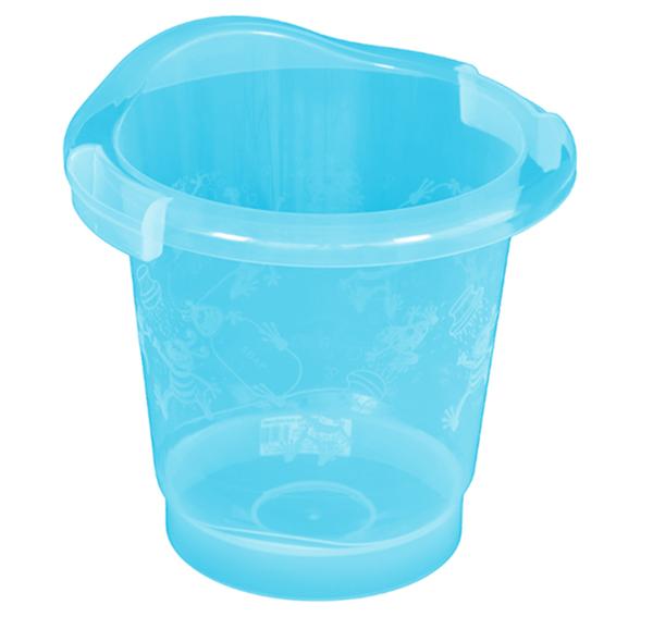 Banheira Banho Bebê Ofurô Azul Até 17 Litros - Burigotto