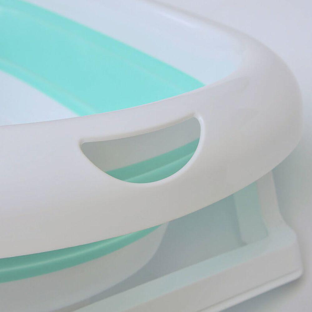 Banheira Dobravel Comfy Safe Safety 1st Green Imp01522