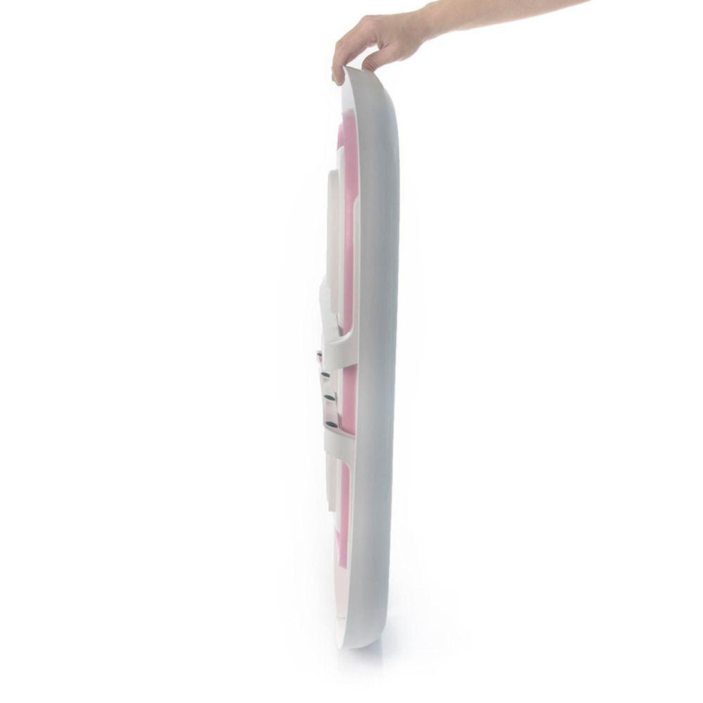 Banheira Dobravel Comfy Safe Safety 1st Pink  Imp01523