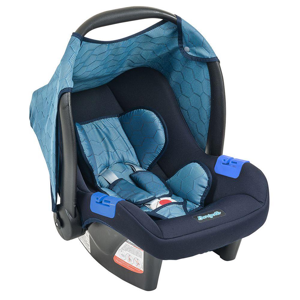 Bebê Conforto Burigotto Touring Evolution SE GEO Azul