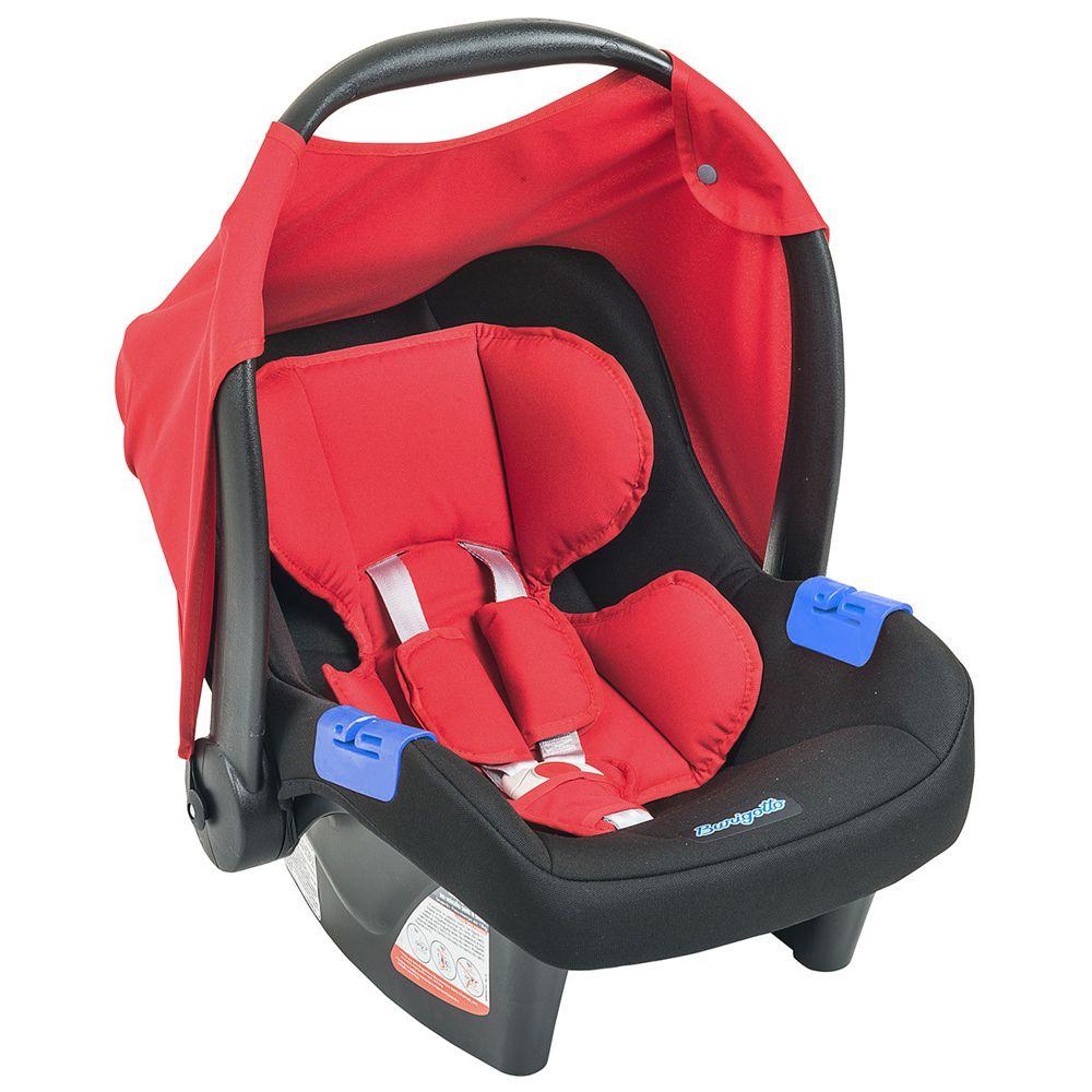 Bebê Conforto Burigotto Touring Evolution SE Red IXAU3044PR03