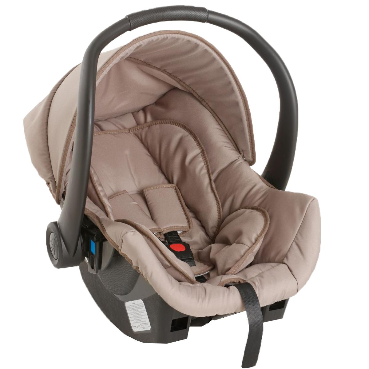 Bebê Conforto Cadeirinha Cocoon 0 Até 13Kg Cappuccino Galzerano 8181PCAP