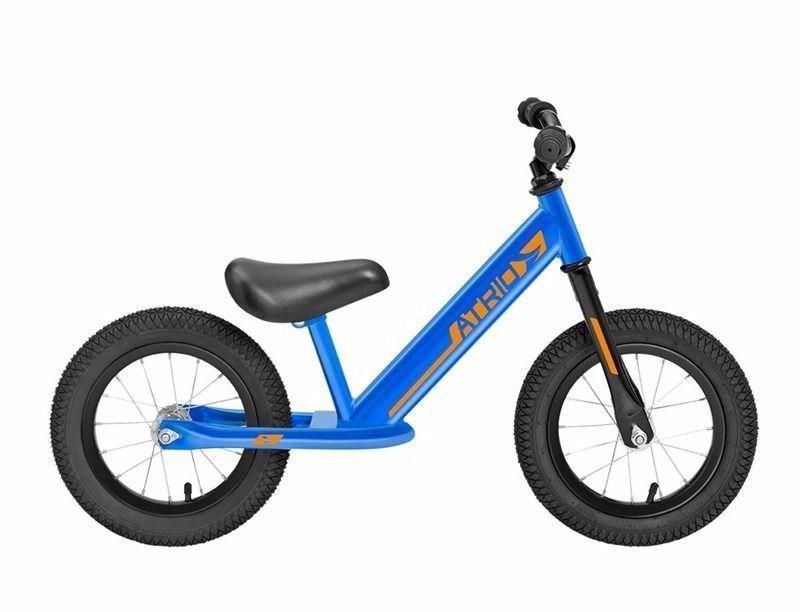 Bicicleta de Equilíbrio Infantil Azul Atrio - ES136