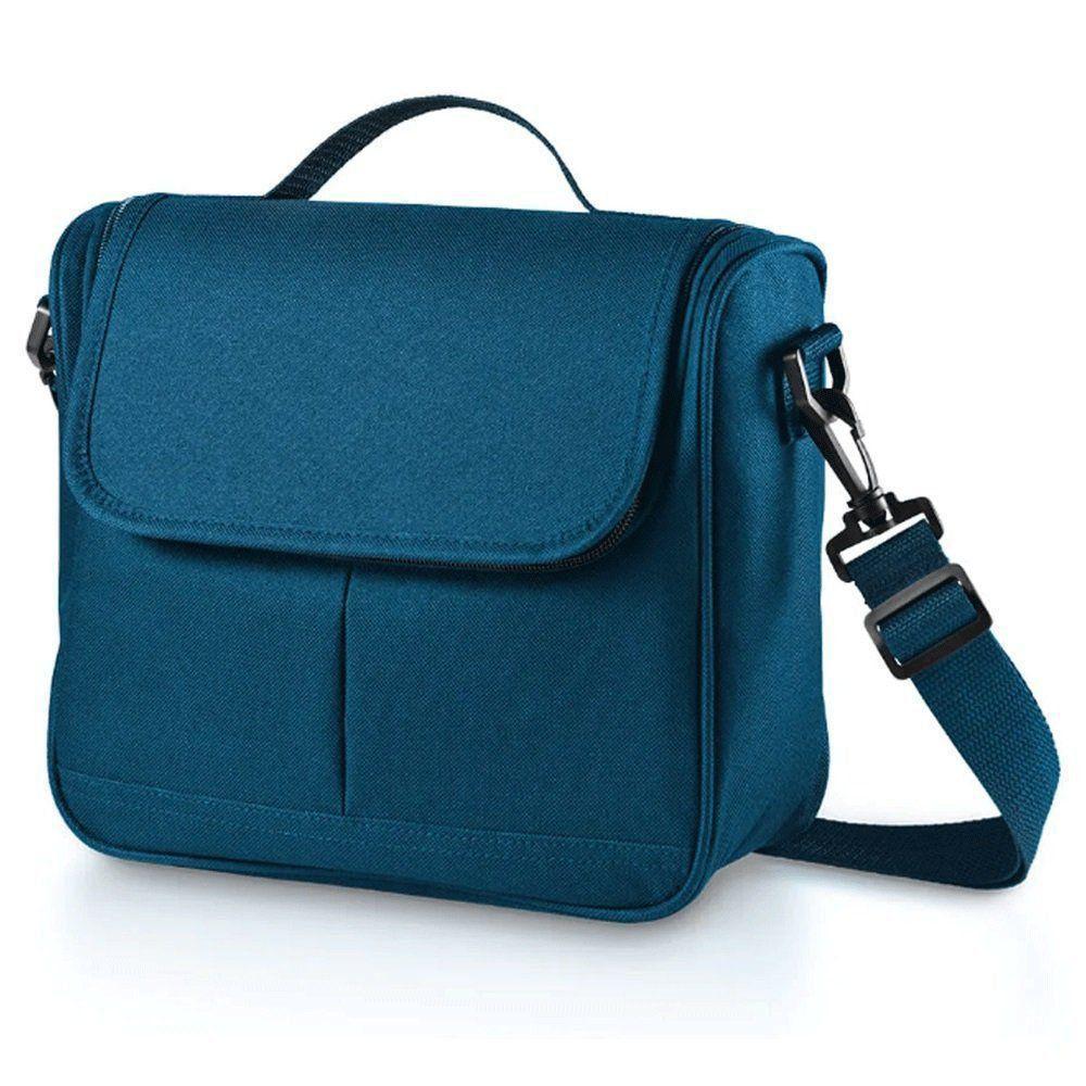 Bolsa Térmica Cool-Er Bag Azul Multikids Baby BB028