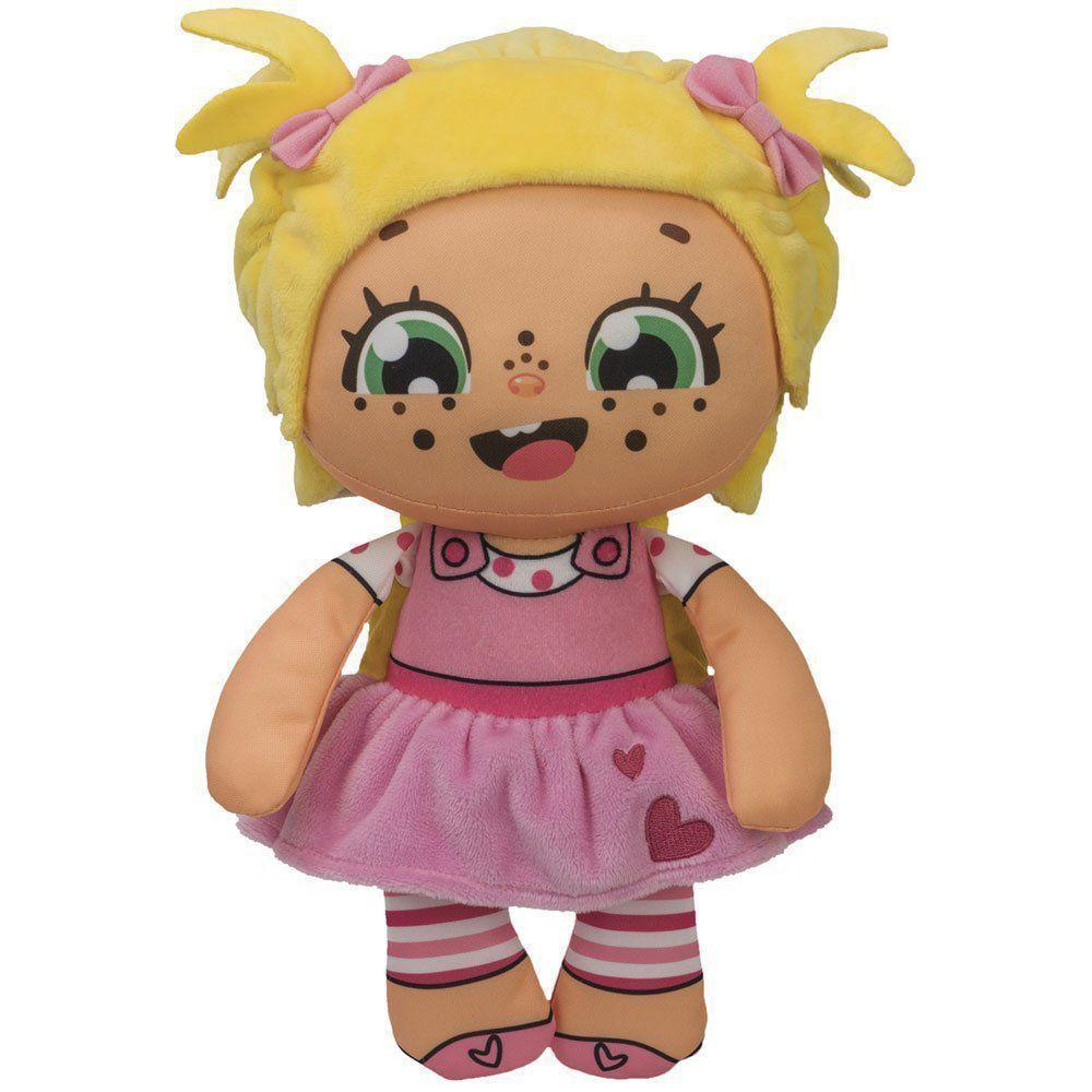 Boneca Julia Flipkins + 1 Cutie Pet Flipe E Cresça 4732 Dtc