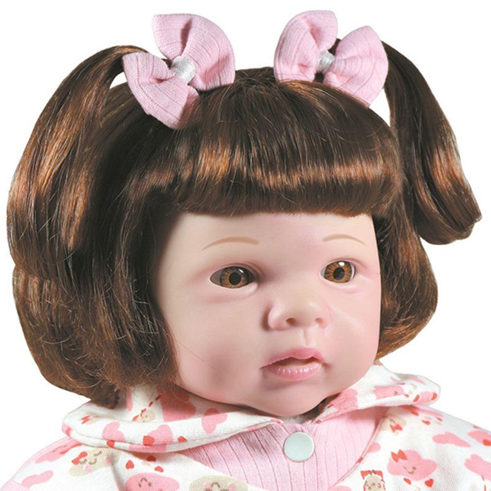 Boneca Realista Tipo Bebe Reborn Eloise 1171