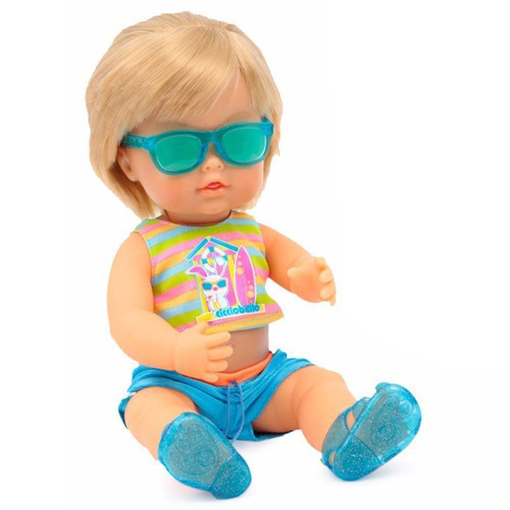 Boneco Bebê Cicciobello Sunny Dtc 4887