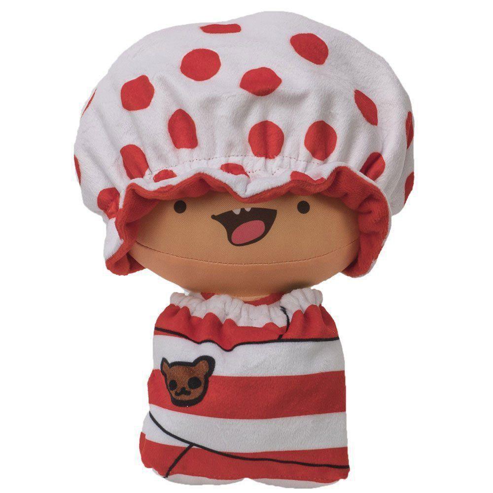 Boneco Guga Flipkins + 1 Cutie Pet Flipe E Cresça 4732 Dtc