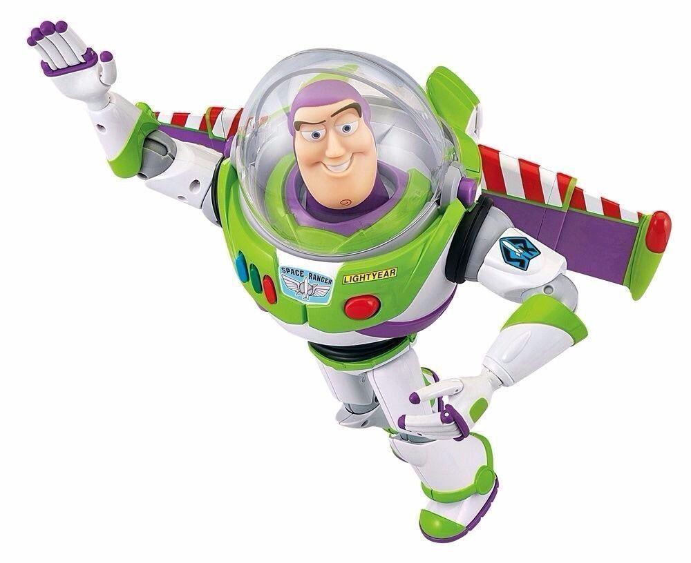 Boneco Toy Story Buzzlightyear Multikids Br690