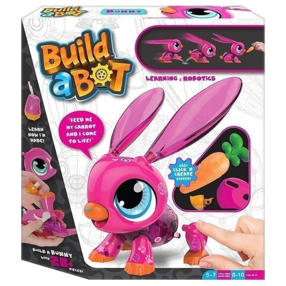 Brinquedo Build A Bot Coelho Multikids - BR213