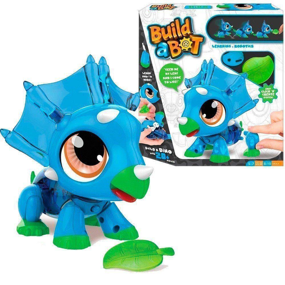 Brinquedo Build A Bot Dinossauro Multikids - BR215