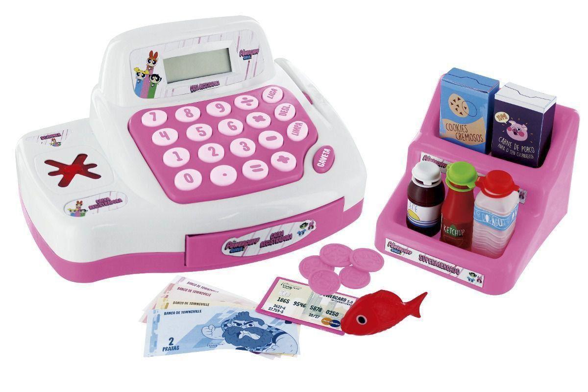 Brinquedo Caixa Registradora PPG Multikids BR751