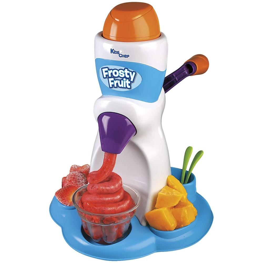 Brinquedo Fábrica De Iogurte Kids Chef Multikids Br363