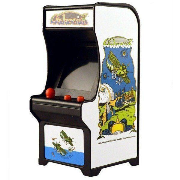 Brinquedo Mini Fliperama Retrô Galaxian Tiny Arcade 4788