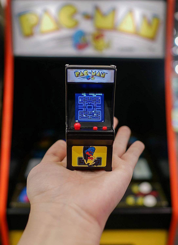 Brinquedo Mini Fliperama Retrô Pac-Man Tiny Arcade 4788