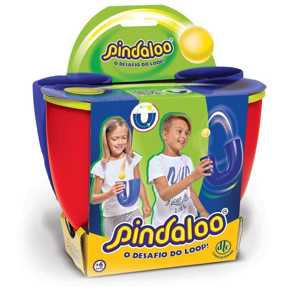 Brinquedo Pindaloo O Desafio do Loop Sortido Dtc 4837