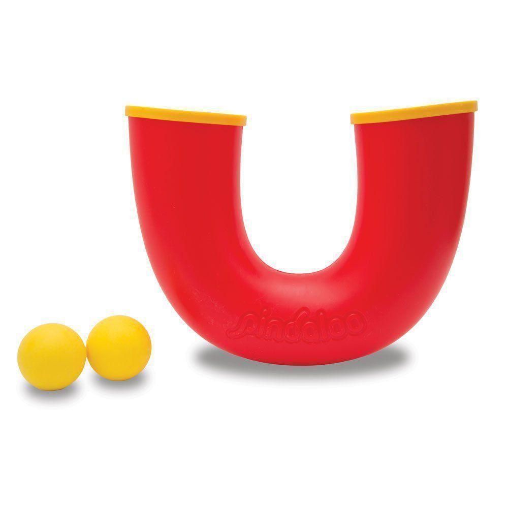 Brinquedo Pindaloo Vermelho O Desafio do Loop Dtc - 4837