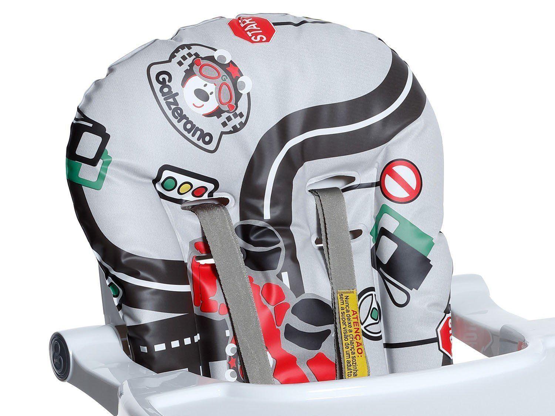 Cadeira Alimentação Portatil Bebe Galzerano Refeição Formula Baby 5070FB