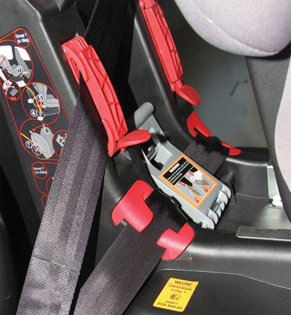 Cadeirinha para Auto Zaya Dzieco Cinza de 9 a 25 Kg D805CZ