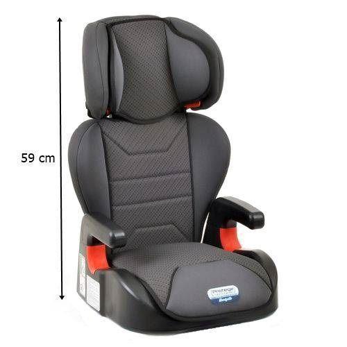 Cadeira Para Auto Reclinável 15 A 36 Kg Protege New Memphis