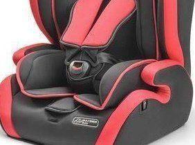 Cadeira Cadeirinha Para Auto 9-36 Kg Vermelha bb519 - Multikids